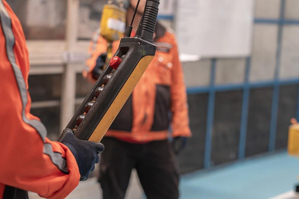 Peschke Industriekranservice GmbH - Instandhaltung & Wartung